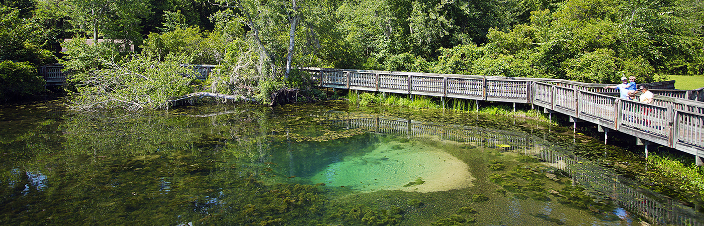 Magnolia Springs State Park