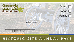 Historic Site Annual Pass
