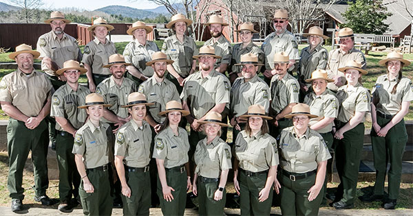 State Parks Staff Photo