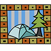 First-Time Camper Program Logo Thumbnail