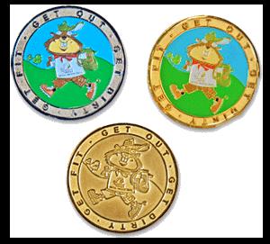 GeoTour Coins