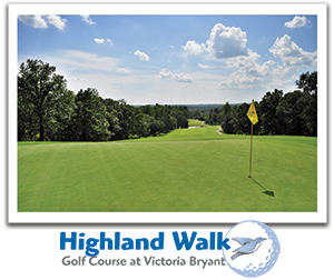 Highland Walk Golf Course