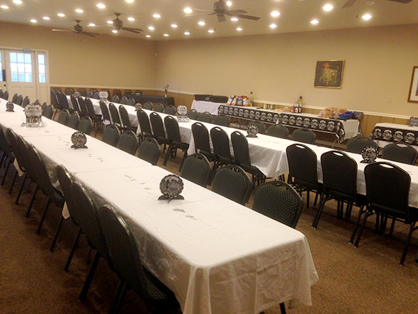 Hard Labor Creek Event Room