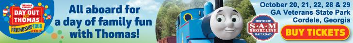 Day Out with Thomas Ad