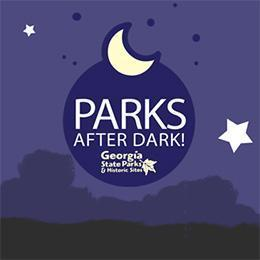 Explore parks after dark