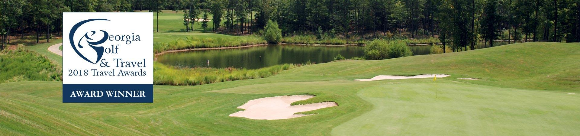 Arrowhead Pointe - Georgia Golf and Tourism Award Winner