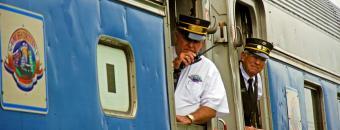 SAM Shortline Excursion Train