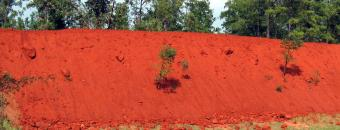 Red Clay Range