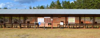 shooting range facility