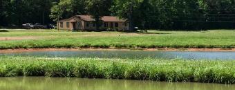 Walton Fish Hatchery Pond