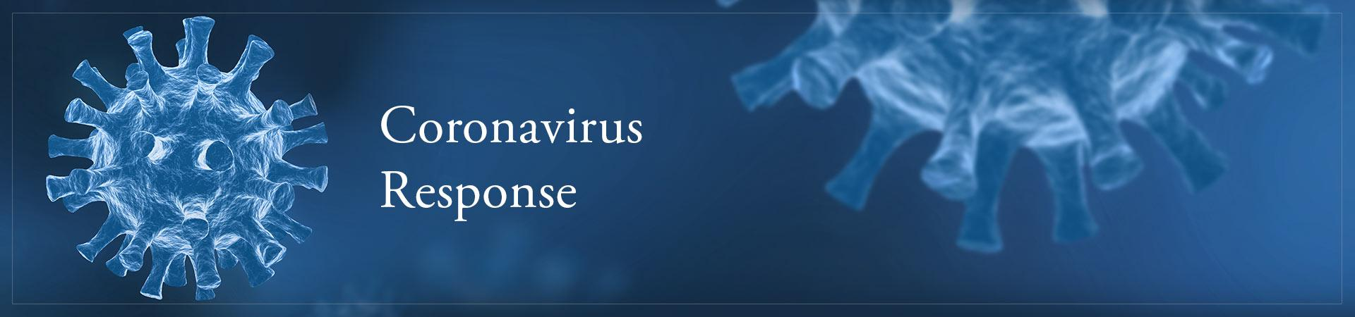 CORONAVIRUS - Read before visiting