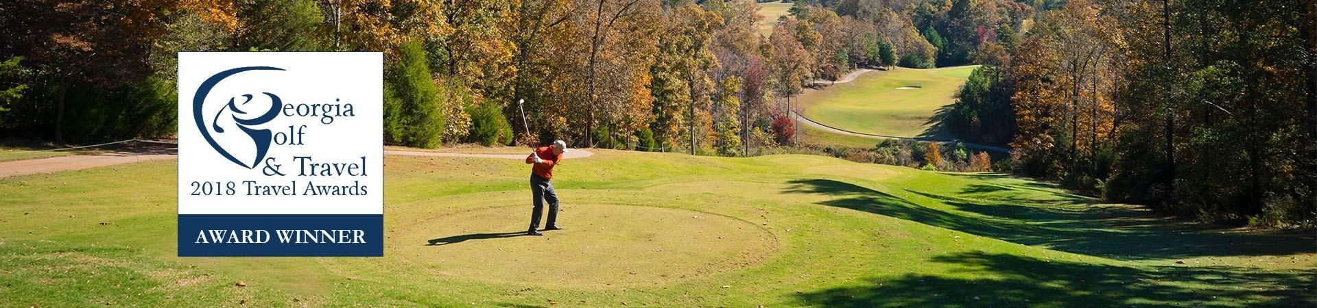Golfing at Georgia State Parks