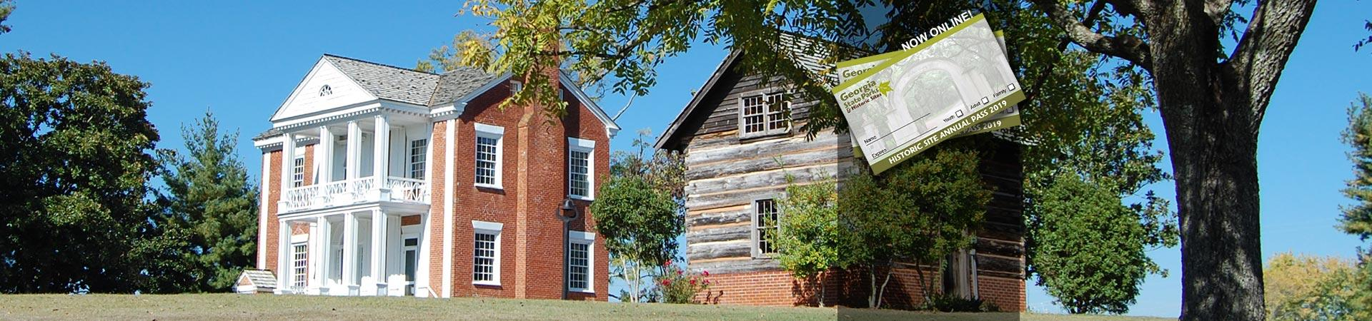 Historic Site Passes Available Online