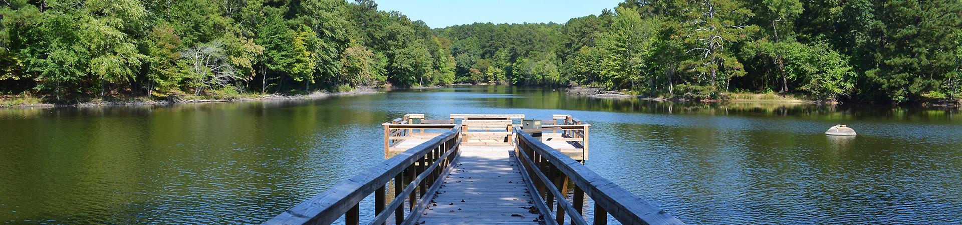 Dock on Lake