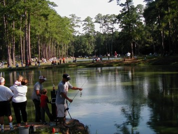 Kid's Fishing Event